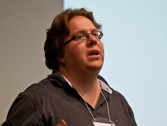Janne Lindqvist, assistant professor of electrical