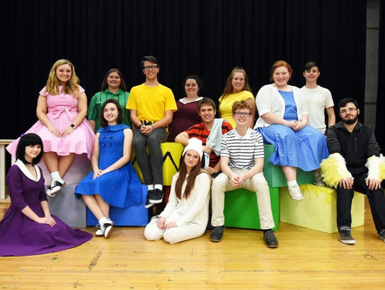 Charlie Brown and the gang are getting ready to hit