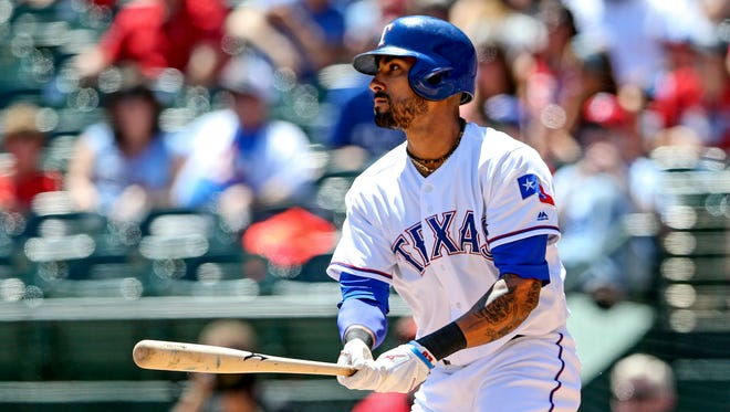 """""""I wanted to be part of the opportunity to do something special in Denver,"""" Ian Desmond says."""