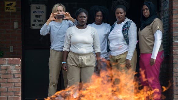 Image result for orange is the new black season 5 - allison
