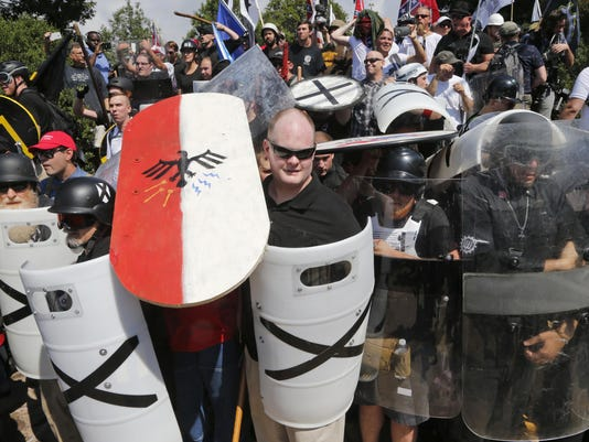 Confederate Monument Protests Photo Gallery