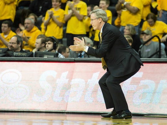 NCAA Basketball: Ohio State at Iowa