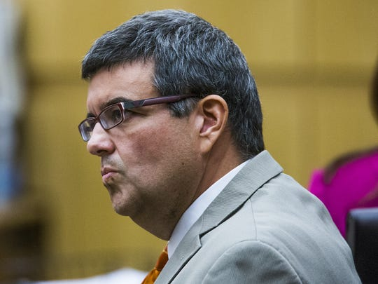 Kirk Nurmi, the attorney who defended murderess Jodi