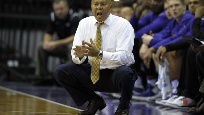 LSU Tigers head coach Johnny Jones saw his team defeat Texas Southern on Saturday.