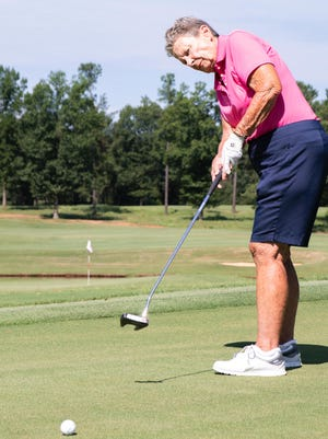 Northport's Barbara Brown made history in June when she won her second Alabama Women's State Super-Senior Amateur Championship. It is only the second year the Alabama Golf Association has held that category. Brown took the title in 2019 as well.