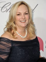Patty Hearst in March 2014 at Elton John Oscar Viewing