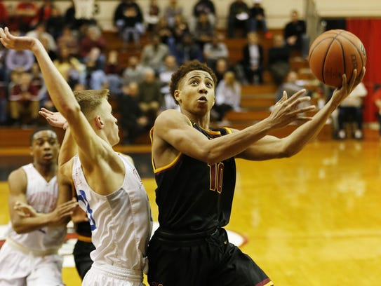 McCutcheon's Robert Phinisee is just getting to build