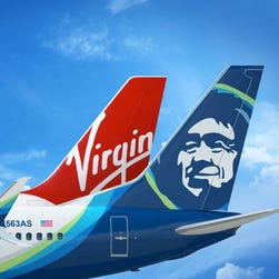Alaska Air: Virgin America name will disappear, 'likely' in 2019