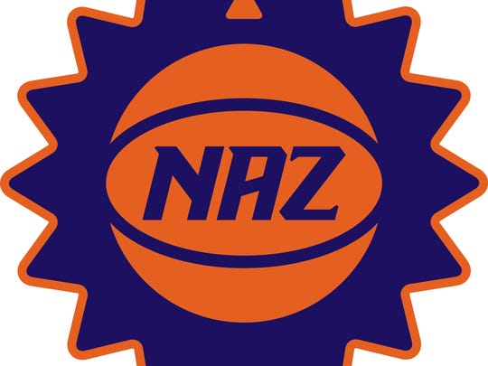 The Northern Arizona Suns' logo.