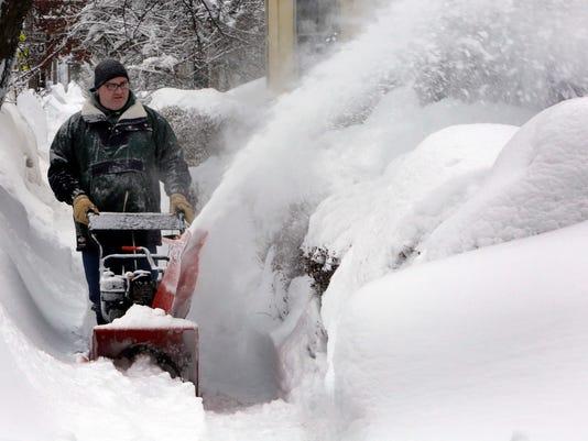 New England Snow