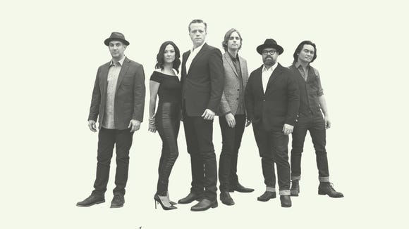"""""""The Nashville Sound"""" by Jason Isbell and the 400 Unit."""