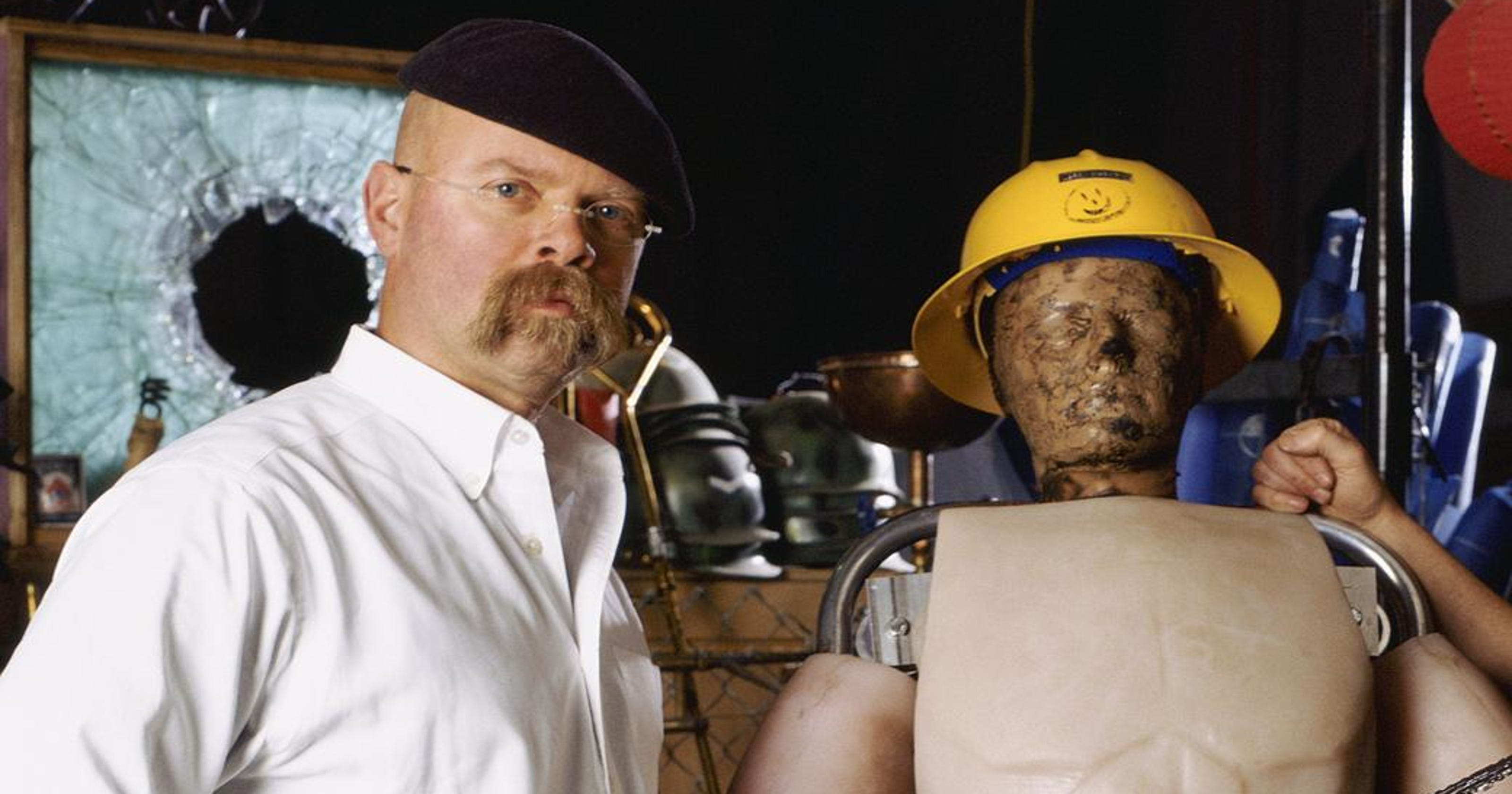 Mythbusters' host Jamie Hyneman to speak at IU commencement