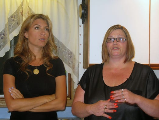 Genevieve gorder offers in home consult in painted post for Genevieve gorder kitchen designs