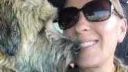 Julia Jacobson, 37, and her dog, Boogie, disappeared in Ontario, California, over Labor Day weekend.