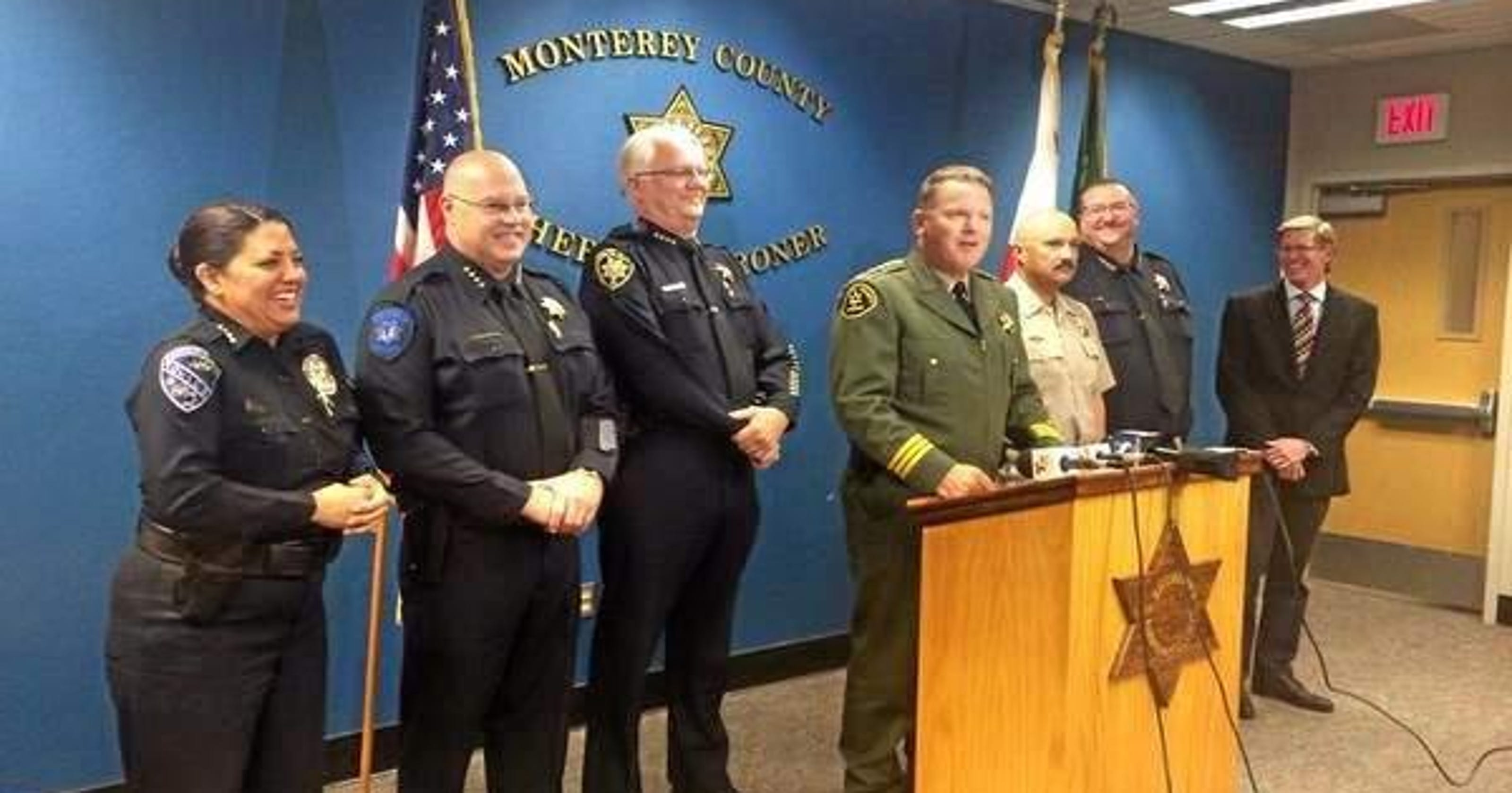 New anti-gang unit in place in south Monterey County