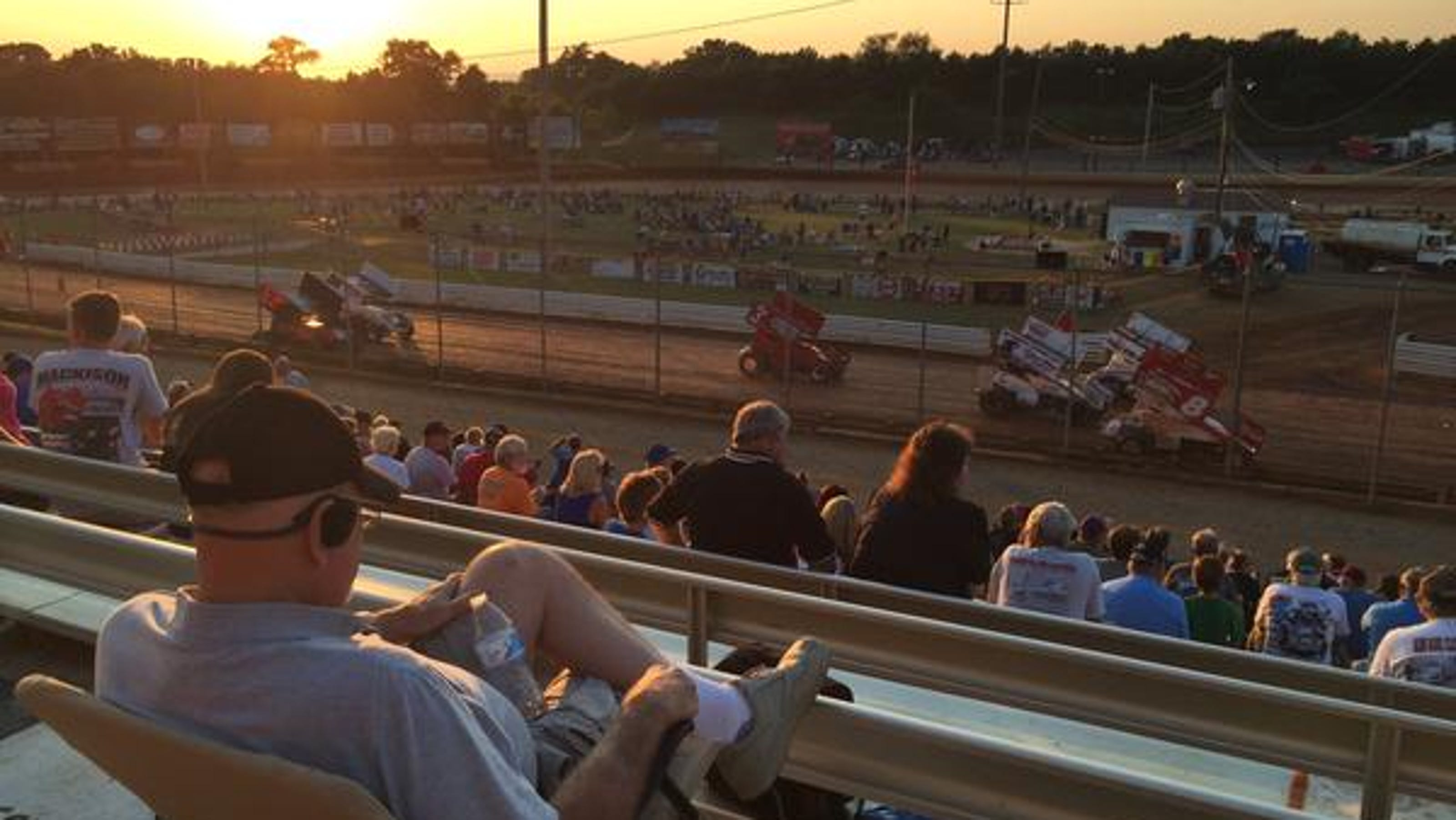 Dirt Track Racing After Fatal Crash Williams Grove Drivers Reflect