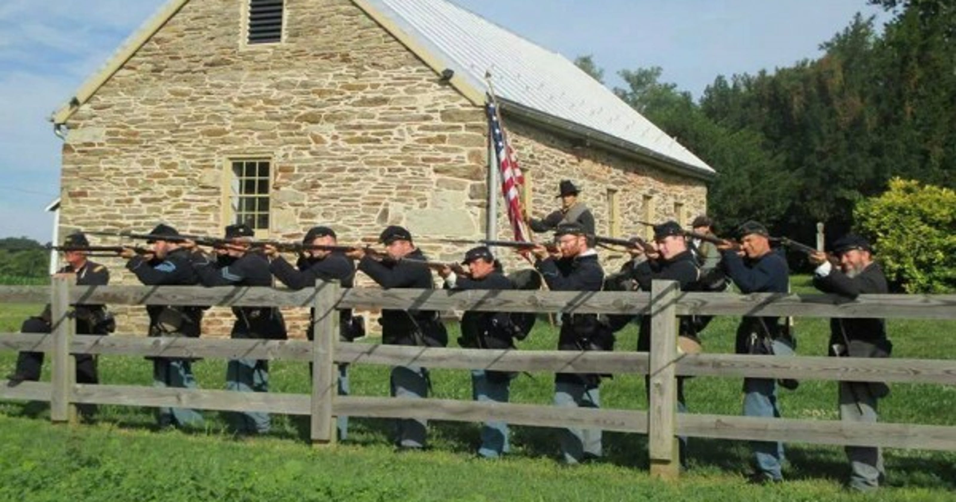 Join the Union army! Reenactors wanted! 87th PA schedule released!
