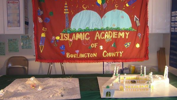 The Islamic Academy is hoping to expand its Burlington Township facility.