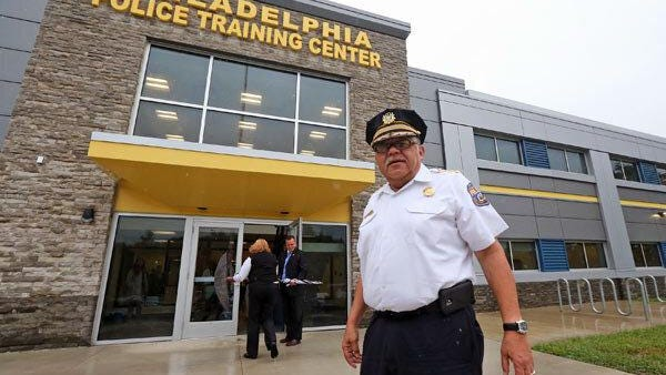 Commissioner Charles H. Ramsey enters the new Philadelphia Police Training Center on Sept. 10, 2015. In big cities like Philadelphia, outrage over episodes of police misconduct are met with promises from political leaders to achieve meaningful reform.