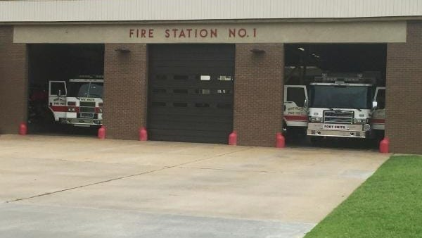 The Fort Smith Fire Department has a record of all positive cases and all active cases of COVID-19
