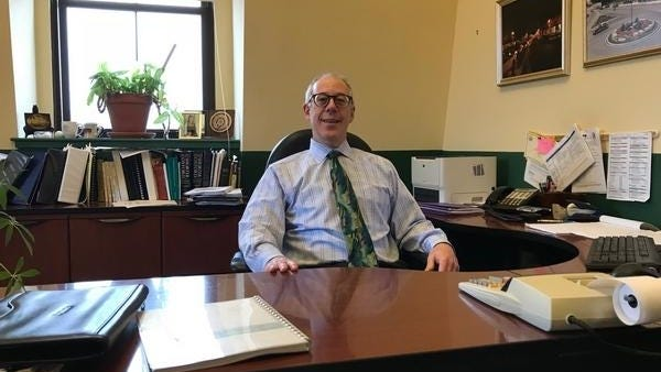 Hudson's executive assistant, Thomas Moses, recently anounced to selectmen that he will retire next spring.