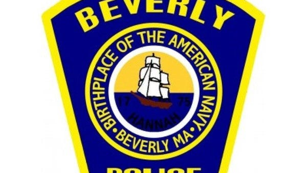 Beverly Police Department badge
