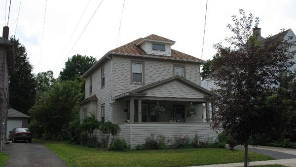 166 West End Ave., City of Binghamton, recently sold for $75,000.