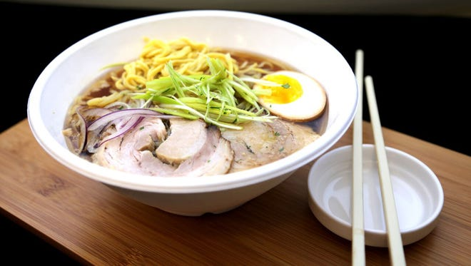 Ramen from Chef Marco Di Santo, who will be opening Otakumen along with sister restaurant Pat & Waldo's in the fall.