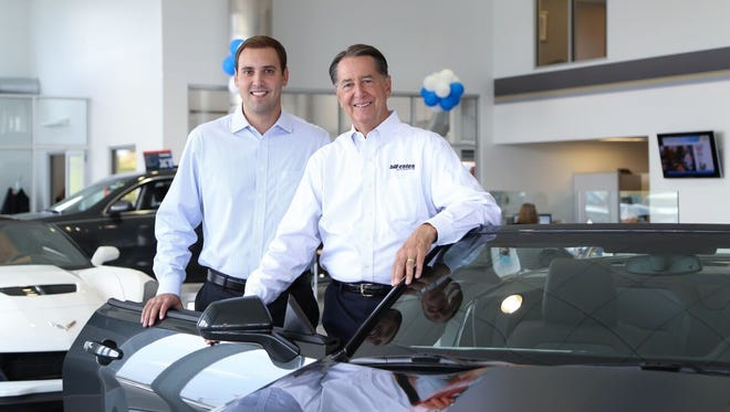 Bill Estes and his son Zak Estes treat their employees and their customers like family.