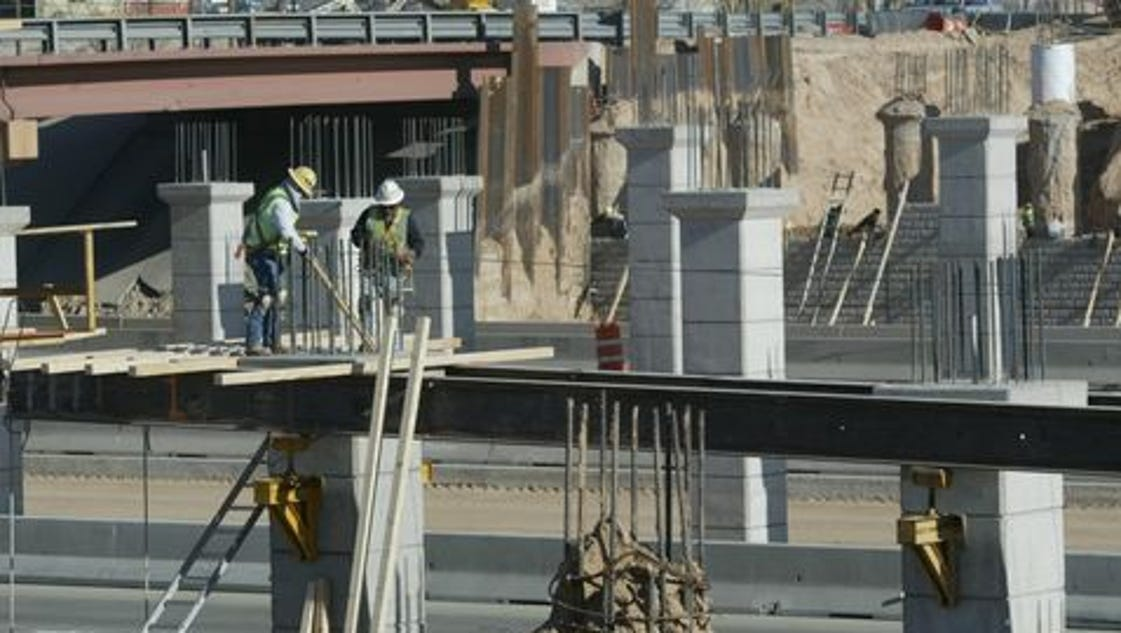 El paso unemployment rate dips to 4 9 for Construction local commercial