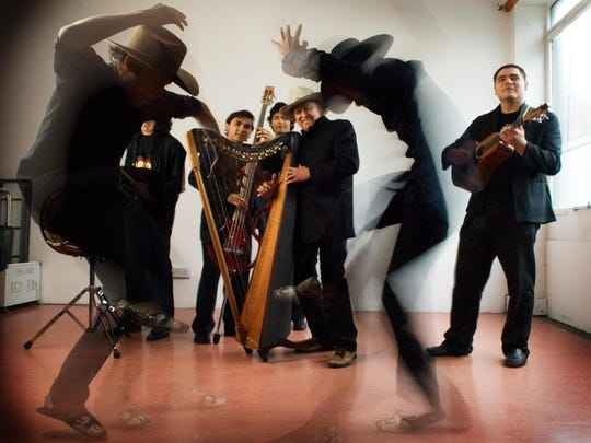 Cimarron brings the spirited dance music traditions of Colombia to the John Michael Kohler Arts Center in May.