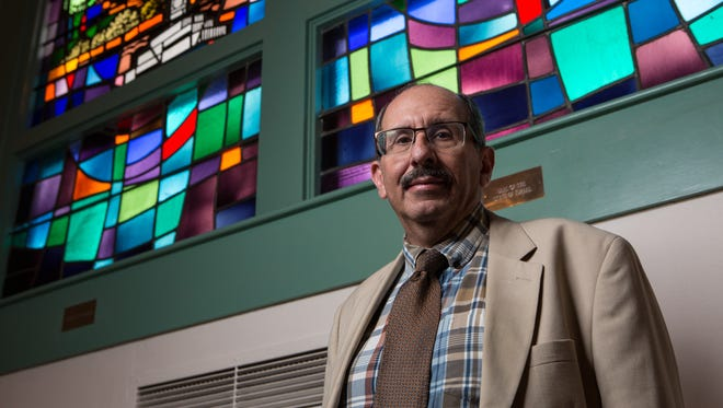 Rabbi Arnold L. Bienstock says he doesn't think religious leaders should discuss politics in places of worship any more than people should talk politics at work.