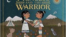 'The Princess And The Warrior: A Tale Of Two Volcanoes' by Duncan Tonatiuh