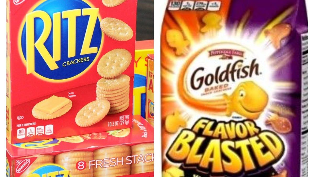 Goldfish Ritz Cracker Recall 6 Safe Snack Alternatives For