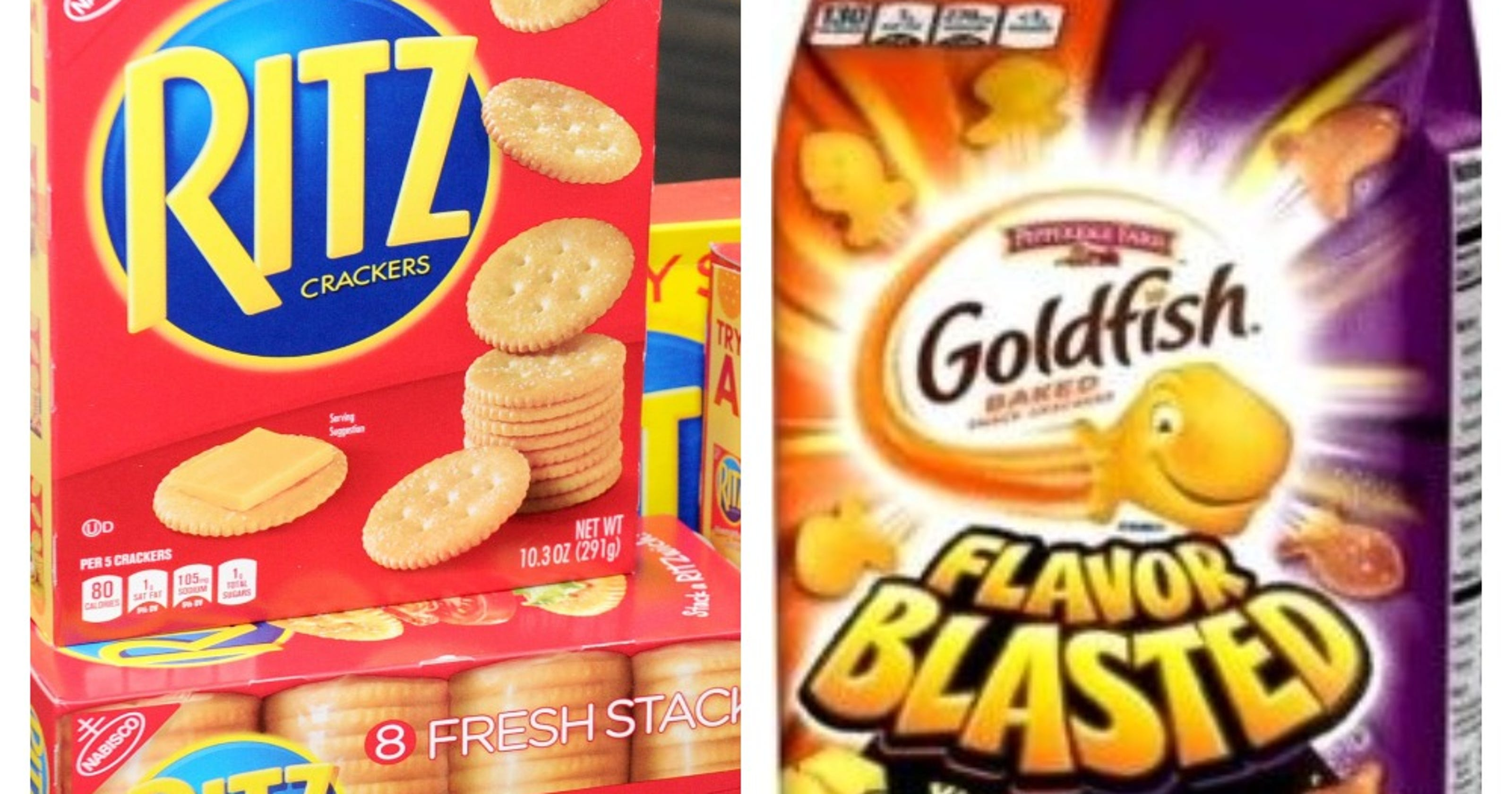 Goldfish, Ritz cracker recall: 6 safe snack alternatives for