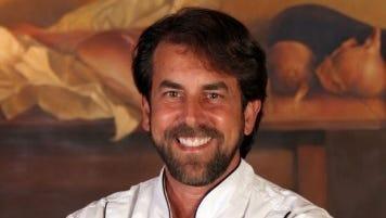 Chef Irv Miller.