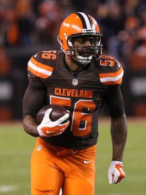 The Cincinnati Bengals have signed former Cleveland Browns inside linebacker Karlos Dansby.