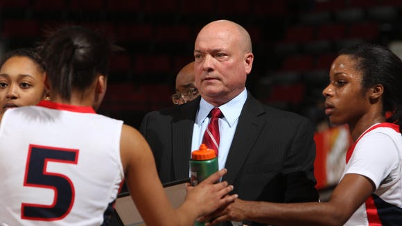 Steve Loscher, now in his second season as the head coach at Ramapo, led the Gryphons to the County Center for the first time since 1997. The No. 18 seed won three road games to reach the Class AA semifinals and will play No. 3 Mamaroneck Wednesday night at 7:45 p.m.