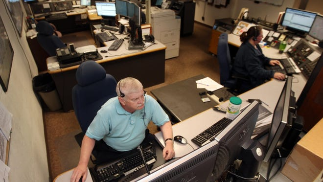 The Kenton County Emergency Communications Center.