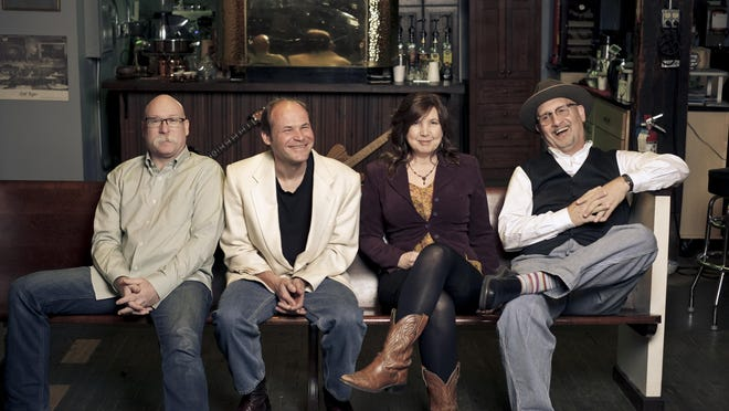 Helen Highwater Stringband featuring Missy Raines, Shad Cobb, David Grier, and Mike Compton will perform Saturday starting at 7 p.m. at Classic Rock Coffee Company. Admission is $15 at the door.