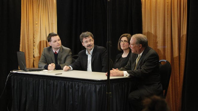 A Super Tuesday panel discussion occurred the night of March 2, 2016, at Purdue University.