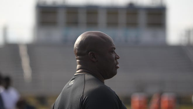 Godby has hired Corey Fuller to become its next head football coach. The former Rickards standout and FSU All-American enjoyed a 10-year NFL career before returning to Tallahassee as an assistant coach at Rickards. He has coached East Gadsden for five years total, sandwiched around two years as an assistant coach and interim head coach at Florida A&M.