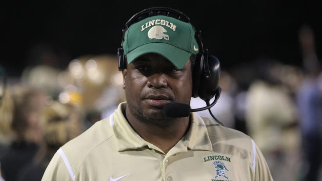 Yusuf Shakir resigned after eight seasons as head coach of Lincoln football, where he won a state title in 2010 and was state runner-up in 2012.