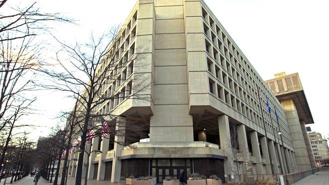 The FBI building in Washington, D.C. (AP Photo/Jose Luis Magana)