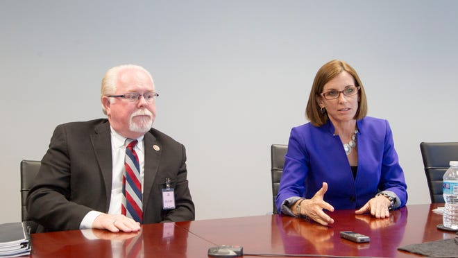 Ron Barber and Martha McSally are locked in one of the nation's tightest House races.