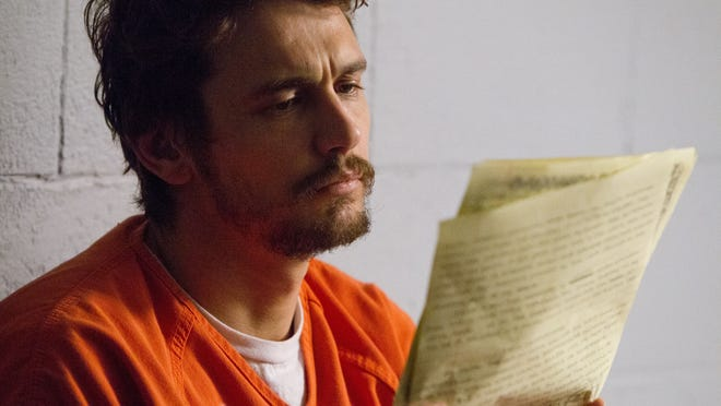 "James Franco stars in ""Trur Story."""