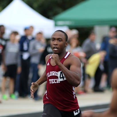 Florida Tech's Terrence Brookins will compete in the