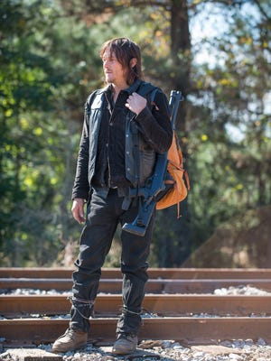 'The Walking Dead' fan favorite Daryl Dixon (Norman Reedus) teams up with others but likes to work alone.
