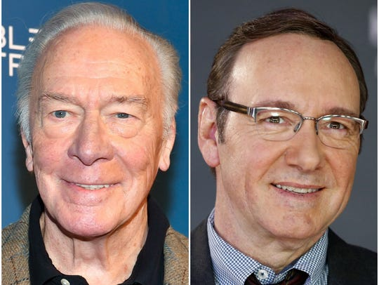 Christopher Plummer says he will begin a 10-day reshooting