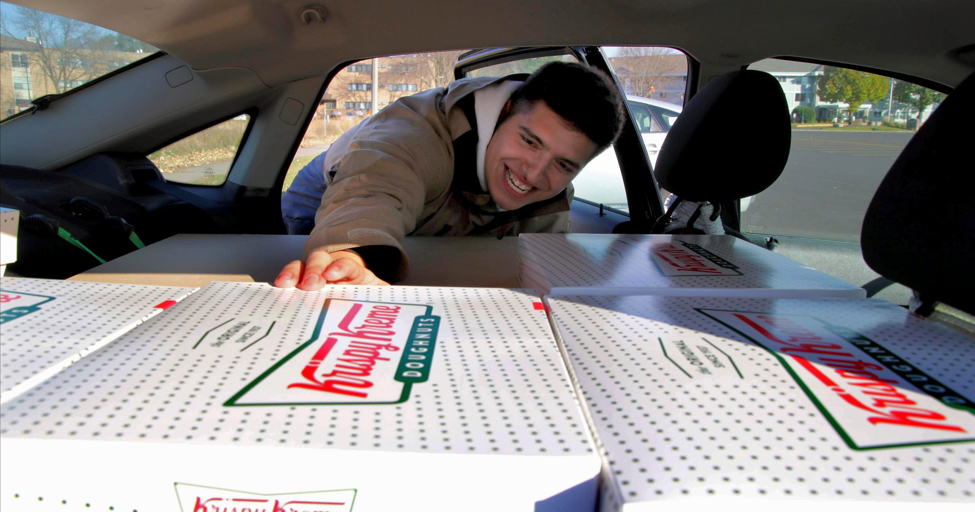 Doughnut hustle not so hot now, 'chalkbus,' Blackbeard's remittance: News from around our 50 states